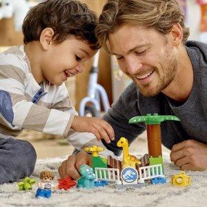 $5.99起史低价:LEGO DUPLO 得宝系列大颗粒益智玩具特卖