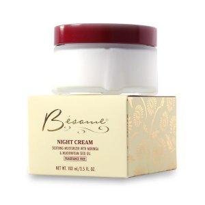 Besame Cosmetics修护晚霜