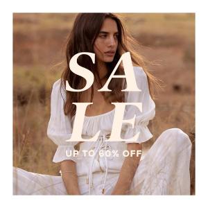 低至4折+额外8折 $145收斜肩小礼裙折扣升级:Alice Mccall 澳洲本土仙女品牌美衣热卖