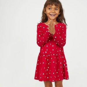 低至$1.99H&M 儿童服饰、鞋履促销区热卖