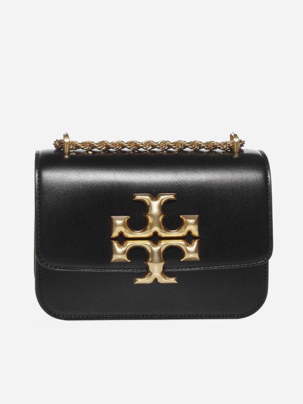 Eleonor leather链条包