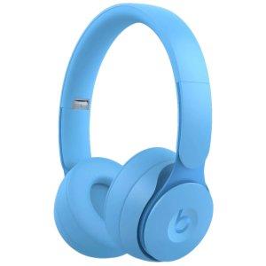 Beats码:OPENBEATSSolo Pro Matt 天蓝色耳机