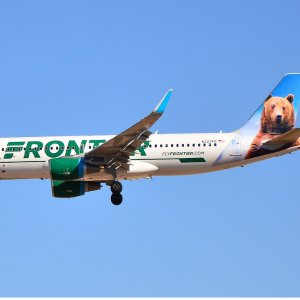One-way from $20  Round-trip from $39Frontier Airlines Domestic Flights Flash sale@Airfarewatchdog