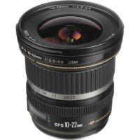 Canon EF-S 10-22mm f/3.5-4.5 USM 镜头