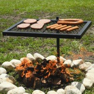 $45.63(原价$72)Texsport 户外烧烤架近期好价 超重承载力 露营必备