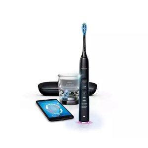 PhilipsSonicare 9300 钻石智能蓝牙电动牙刷 黑色
