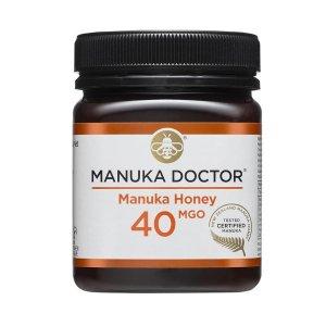 Manuka Doctor40 MGO 250g 蜂蜜