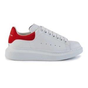 Alexander McQueen不参加折扣明星小白鞋 多色选