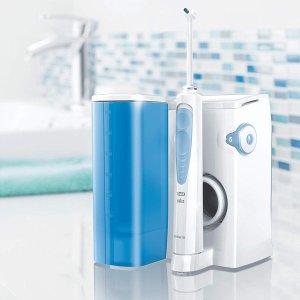 限时秒杀¥227史低价:Oral-B WaterJet 水牙线 附带4个冲洗喷头