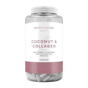 MyVitamins帮助肌肤美白并有祛黄功效椰子胶原蛋白