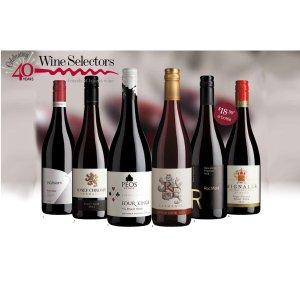 7.5折 酒鬼必收独家折扣:Wine Selectors 精选酒类饮品热卖