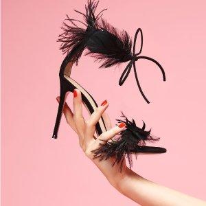 低至2.5折+最高额外6.5折Neiman Marcus 美鞋折上折专场