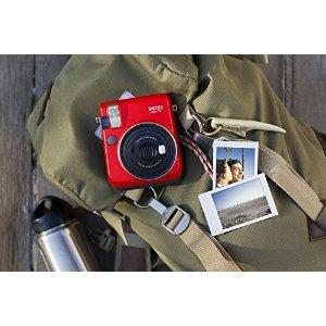 Fujifilm富士 70 拍立得,红色款