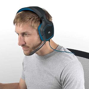 现价 £34.99(原价£69.99)Logitech G430 杜比 7.1声道 DTS 电竞耳机特卖