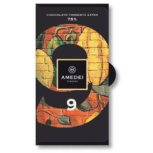 Amedei No.9, 75% 黑巧