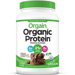 $15.78Amazon Orgain Organic Plant Based Protein Powder
