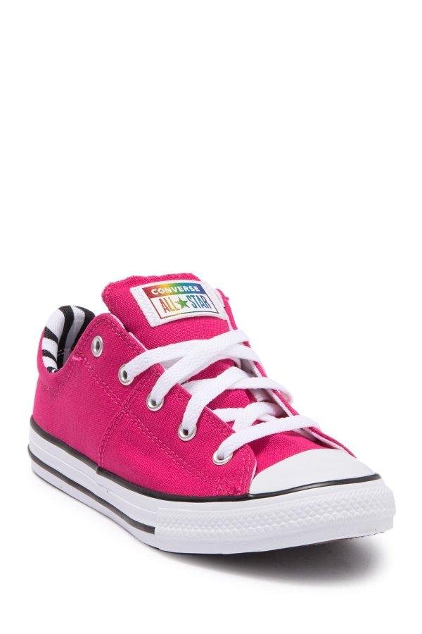 女童帆布鞋