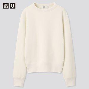 UniqloU系列 纯色卫衣