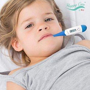 HAPPY CARE BY ENJI成人儿童通用体温计  快速测量