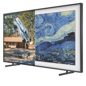 Samsung Frame 画框系列 QLED 4K 超清智能电视