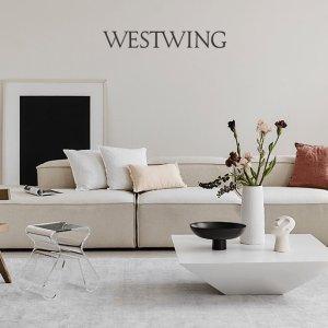 新用户变相5折!仅3天!Westwing 折扣升级!满€100减€50 满€60减€10 邀请朋友即享!