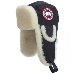 Canada GooseShearling Co-Pilot 帽子
