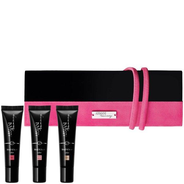 妆前乳3件套+送化妆包