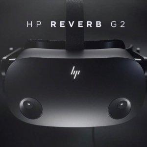 $599.99 预定开启新品预告:HP Reverb G2 VR头显 单眼2160P分辨率LCD