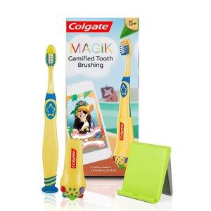 史低价:Colgate 智能儿童牙刷 让刷牙充满乐趣