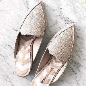 低至5折  穆勒拖鞋$248起Nicholas Kirkwood 精选美鞋热卖 收网红珍珠尖头鞋