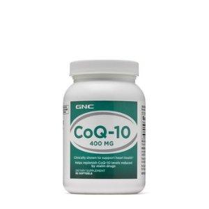 GNC买一送一辅酶 400 mg 60粒装