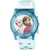 Disney 蓝色款冰雪奇缘卡通数字电子音乐表