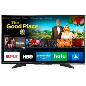 """Toshiba 43"""" Class LED 2160p Smart 4K UHD TV with HDR – Fire TV Edition"""
