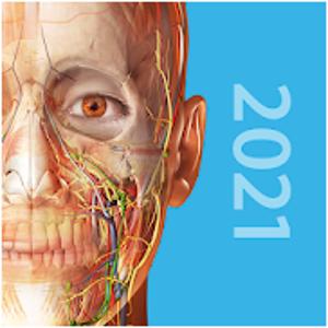 $0.99白菜价:《人体解剖学图谱2021》iOS/Android app