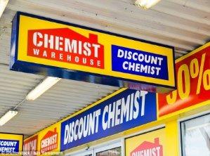 消费$518送$40代金券Chemist Warehouse 银联卡持卡用户2月特惠
