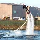 低至67折 秒变水上钢铁侠Flyboard Fun 水上飞板30分钟体验