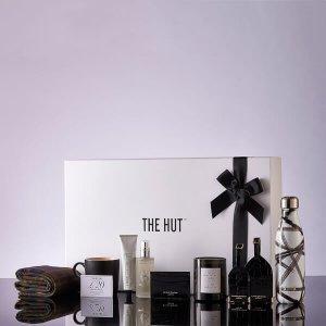 $212(价值$535)送礼自用两相宜惊喜价:the Hut 超值圣诞礼盒 限时促销