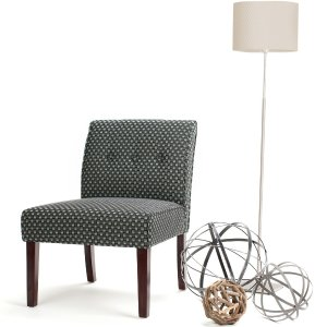 $41Sallybrook Upholstered Accent Chair - Simpli Home@ Target.com