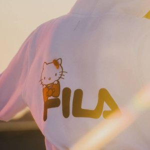 From 19.99FILA X Hello Kitty @ Urban Outfitters
