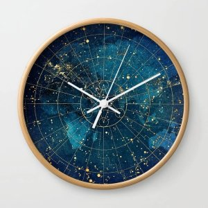 25% OffWall Clocks @ Society6