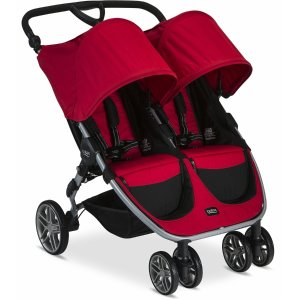 As Low As $249.99Britax B-Agile Double Stroller - Red