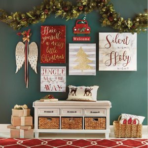 Up to 60% offHoliday Savings on Home & Decor @The Home Depot