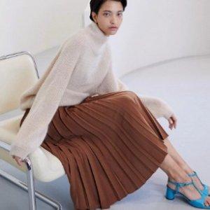 低至6.5折MAISON MARAIS 服饰清仓特卖 小众设计师美衣$129