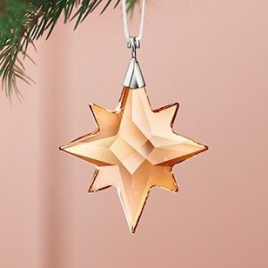 Free Crystal Star Ornament with $175+ PurchaseSwarovski Jewelry and Accessories