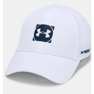Under Armour100%聚酯纤维男士棒球帽