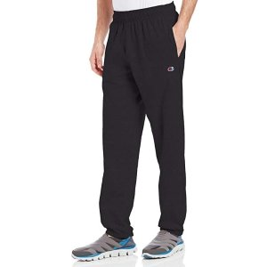 $18.26Champion Men's Closed Bottom Light Weight Jersey Sweatpant