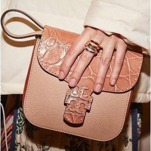 最高7.5折 实用Tote包可凑单Tory Burch轻奢上新 精选美包、美衣、美鞋热卖