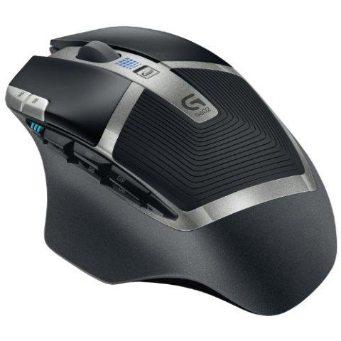 Logitech G602 11个自定义功能键 无线游戏鼠标