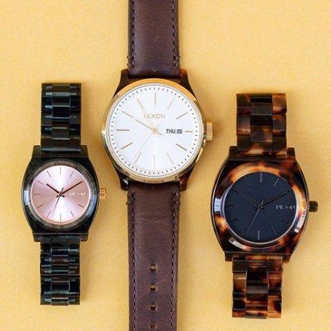 $29.99 + FSNixon The Sentry Men's Watches 3 Styles