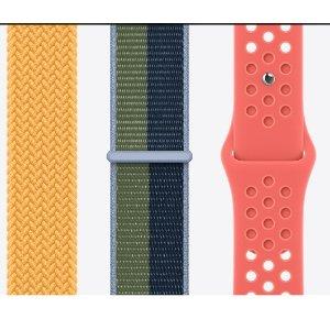 $69起Apple Watch 表带专场 多材质、多色可选